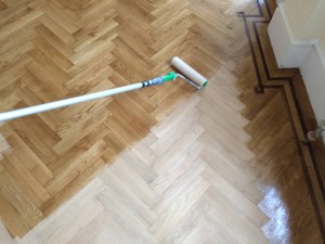 Parquet floor re-finishing3