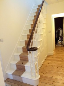 Martins Traditional Handrails
