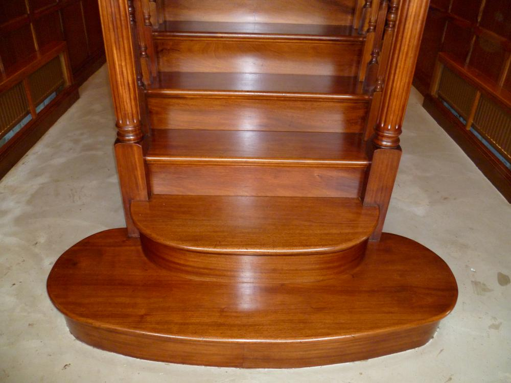 Stair treads - After