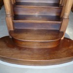 Stair treads - Before