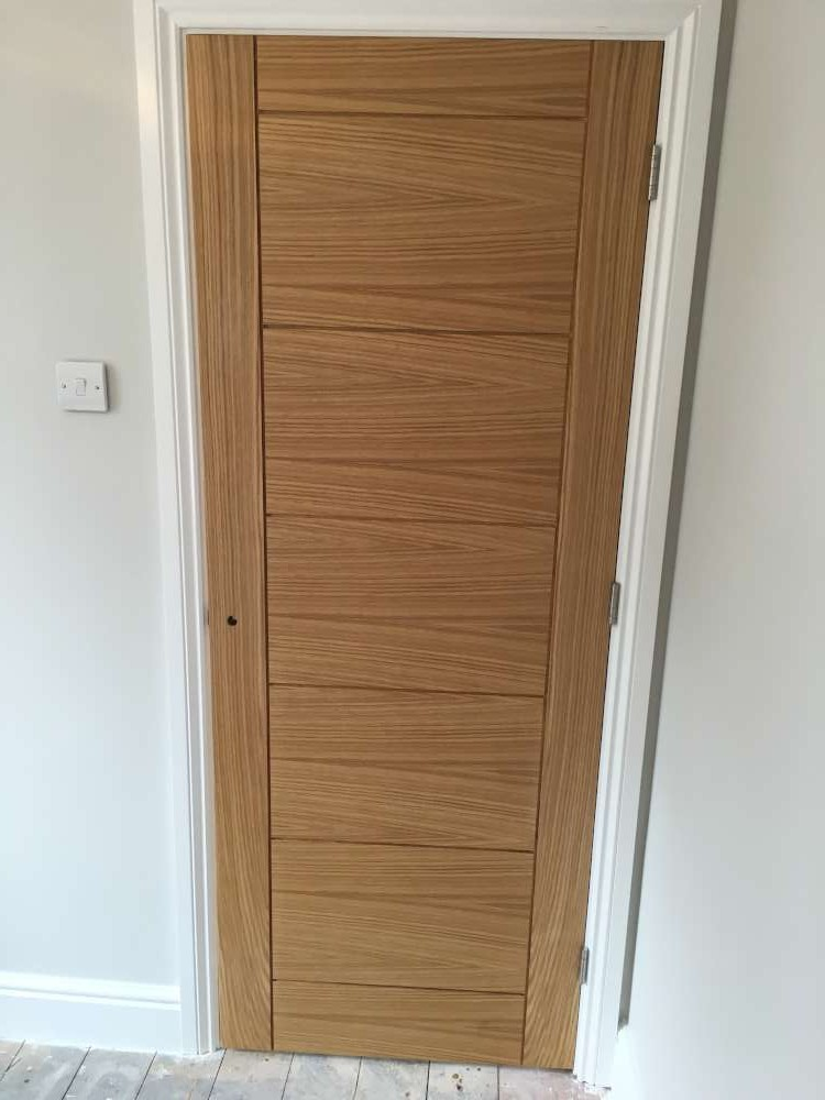 Natural Oak Door-1000